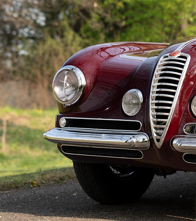 Alfa Romeo 6C 2500 Super Sport Villa d'Este Coupé