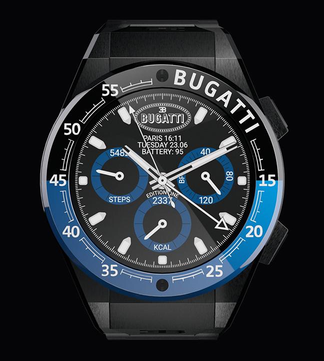 Bugatti Ceramique Edition One