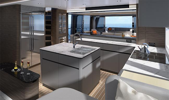 CL Yachts CLX96