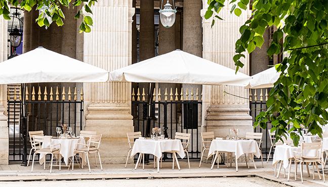 Palais Royal Restaurant