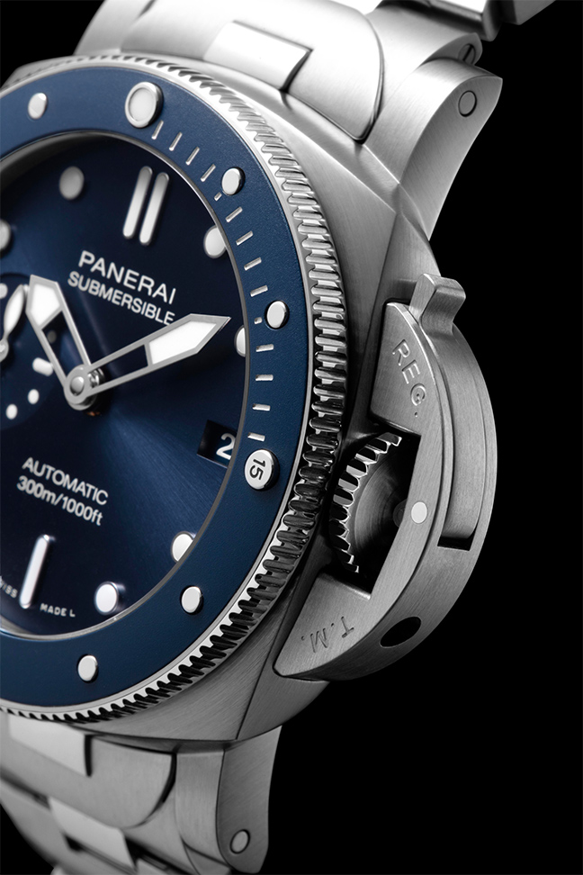 Panerai Submersible Blu Note