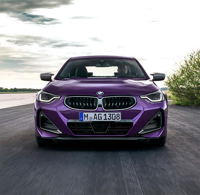 BMW M240i xDrive Coupé