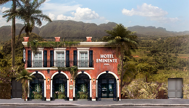 Hotel Eminente