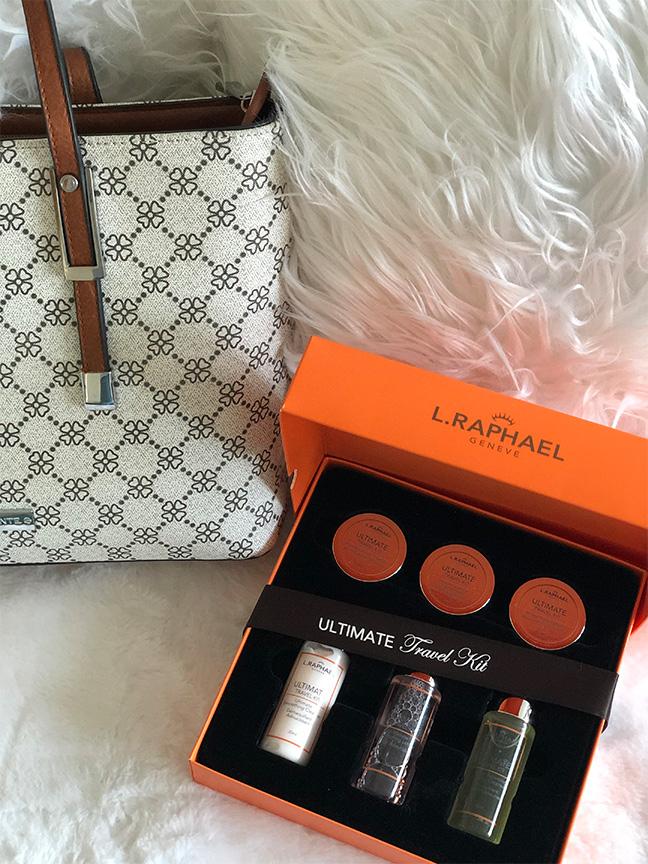 L.Raphael Travel Kit