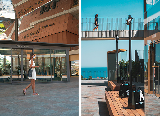 The Mall Luxury Outlet San Remo