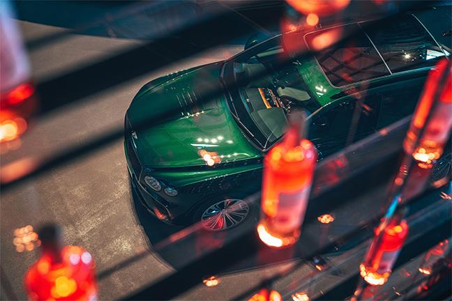 Bentley Bentayga Hybrid - The Macallan Estate