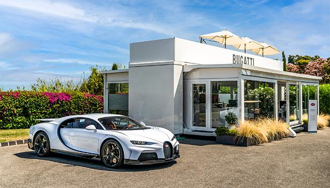Bugatti Summer Road Show