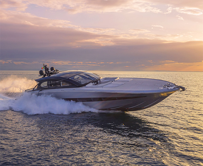 ISA Super Sportivo 100 GTO M/Y Aldabra