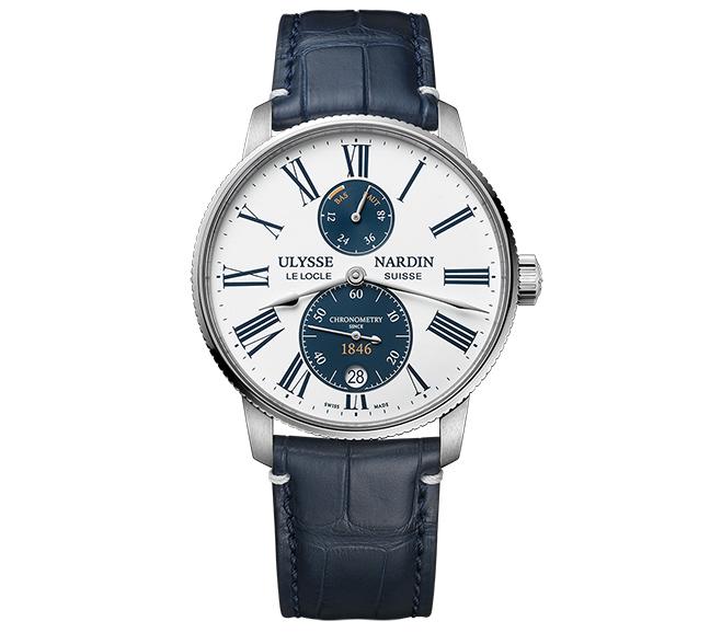 Ulysse Nardin Chronometry since 1846