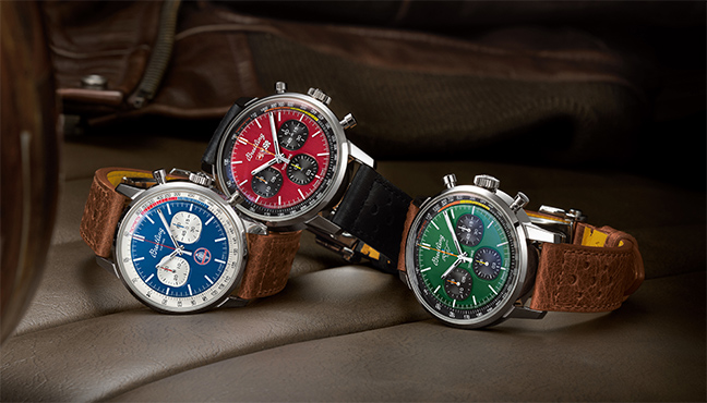 Breitling Top Time Classic Cars