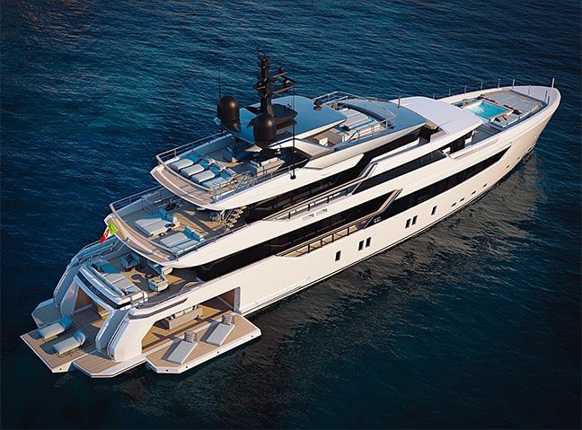 Ekka Yachts Sanlorenzo