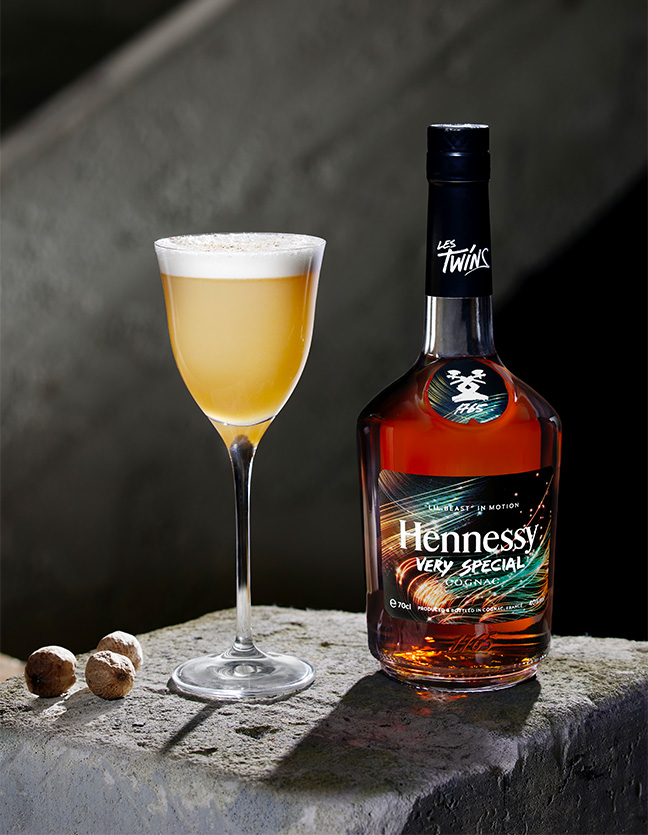 Hennessy Very Special Twins