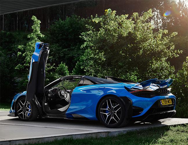 McLaren 765LT Spider