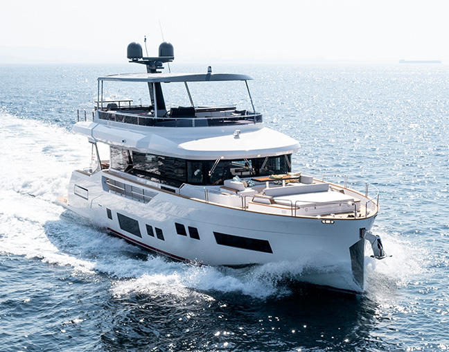 Sirena 68