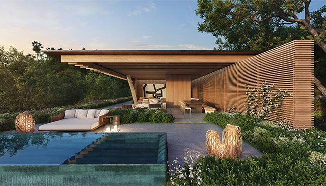 Bvlgari Resort Los Angeles