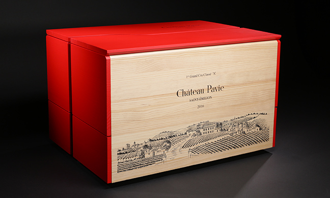 Château Pavie : La Collection Aliénor