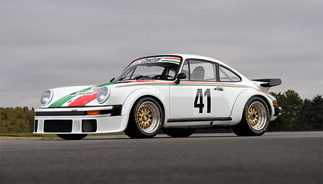 Porsche 934 - 1976