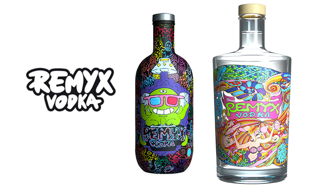 Remyx Vodka