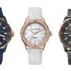 Trois nouvelles montres Ulysse Nardin Diver pour l'été