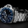 La Panerai Submersible Blu Note et son nouveau bracelet en métal